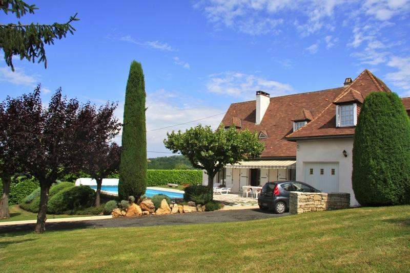 Villa avec piscine privée  SARLAT