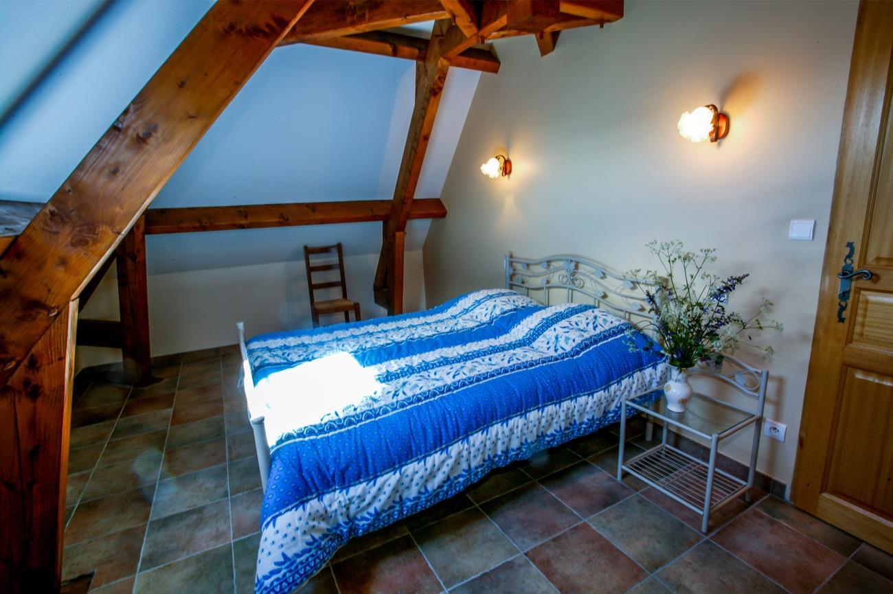 Maison quercynoise avec piscine chauffée-