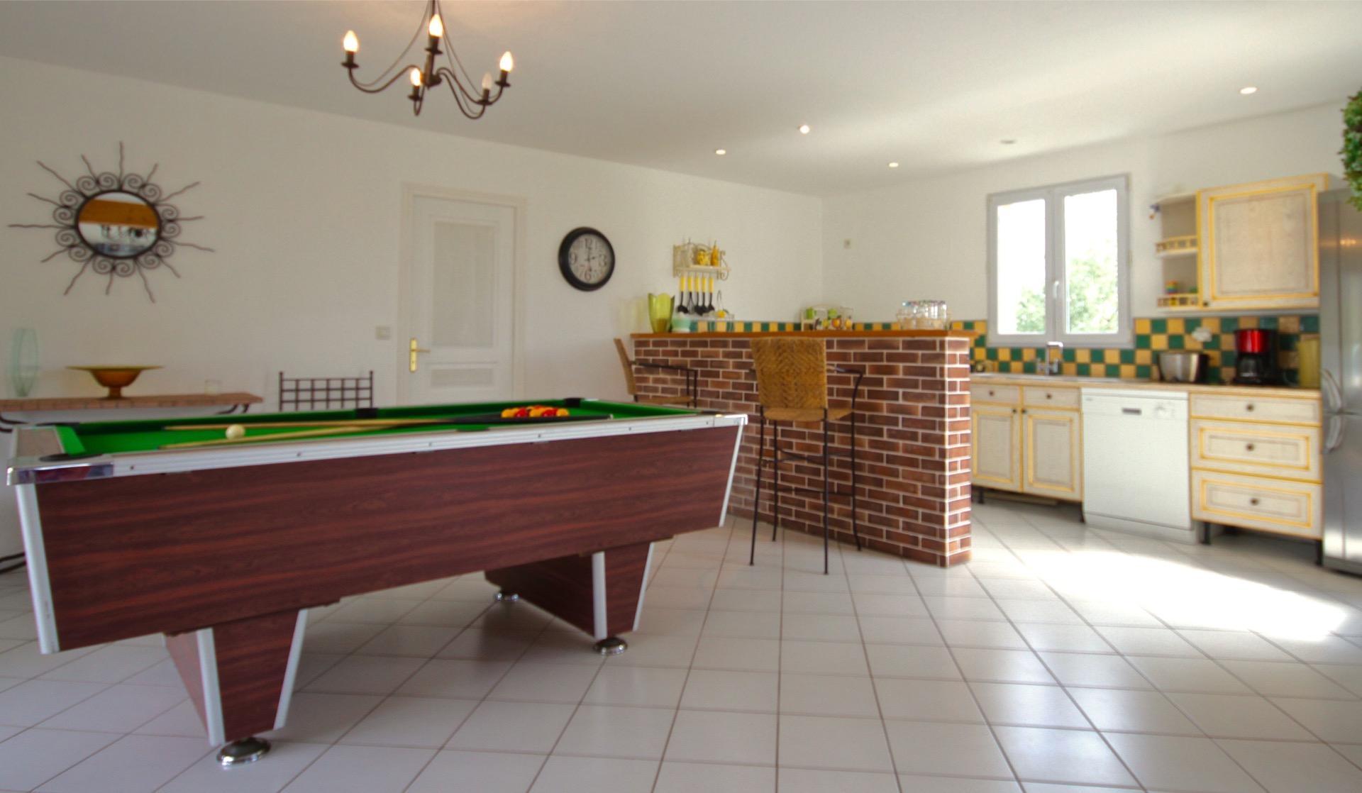 Villa avec Piscine Chauffée - Jacuzzi - Billard Sarlat